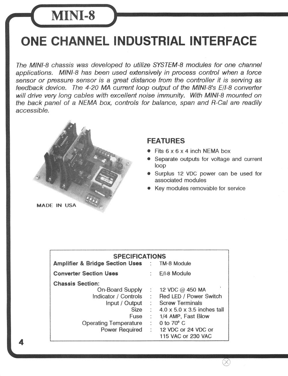 load cell signal conditioning pdf